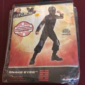 GI Joe Snake Eyes Costume